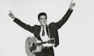 Crédito: Elvis Enterprises/Divulgação.  Elvis in concert, Elvis Presley.