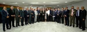22/11/2017 Paulo Ziulkoski, Presidente da Confederação Nacional de Municípios (CNM)